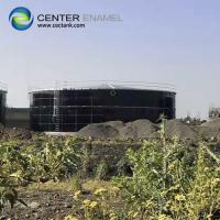 China Glass - Lined Steel Water Tanks Comply With AWWA D103 / EN ISO28765 Standard on sale