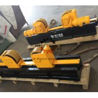 China Adjustable Tank Turning Rolls Rotator For Cylinders / Tubes /  Vessels Welding wholesale