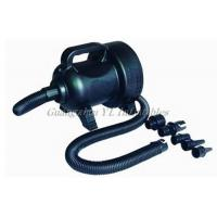 China Bumper Ball Inflatable Accessories , 1000w Electric Air Pump For Inflatable Toys on sale