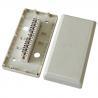 China Коробка распределения телефона белого модуля ЛСА 10 пар коробки распределения кабеля крытая wholesale