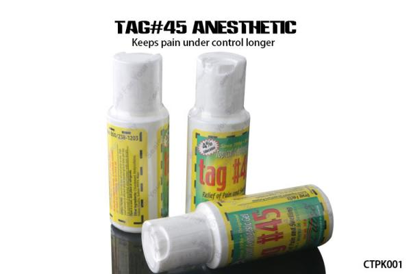 Tag formula 1 images for Topical analgesic for tattoos