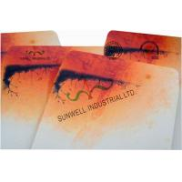 China Double Window Custom Packaging Envelopes Multi Colors Autumn Full Printing wholesale