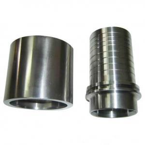 China Baoji factory  OEM Precision CNC Machining & Turning titaniun Parts by drwaing 3D wholesale