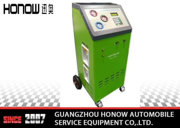 Quality CE Refrigerant Recycling Machine , R134a Freon Air Conditioning Machine For Cars  for sale