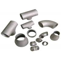 China Food Grade Stainless Steel Threaded Pipe Fittings on sale