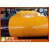 China Decorative Wood / Brick Pattern PPGI Color Steel Coil / Prepainted Steel Sheet wholesale