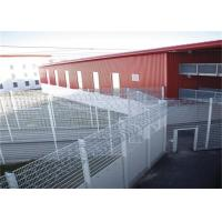 China High Performance High Security Wire Fence , Welded Mesh Security Fencing wholesale