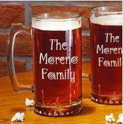 China 450ml Beer Mug with Logos wholesale