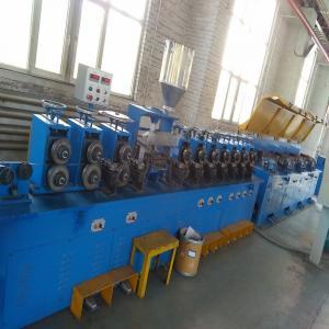 China aluminum flux cored welding wire production line wholesale