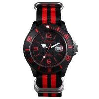 China 5 ATM Intimes Wrist Watch with Nylon Band 3 Colors Available (IT-057N) wholesale