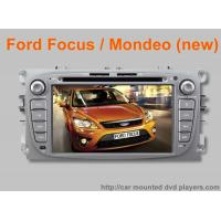 China Car Touch Screen DVD Bluetooth Player with GPS / DVB-T / ISDB-T / Can-Bus for Ford-Mondeo wholesale