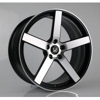 China 17 19 inch car wheel, 22 alloy forged machined face wheels rims for Tesla wholesale