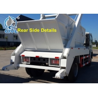 China SINOTRUK 30T Hork Arm Garbage Truck Collection Trash Compactor Truck Euro2 336hp 10 Tires Swing Arm Garbage Truck wholesale