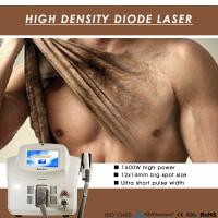 China High Density Diode Laser 808nm Hair Removal Machine for Beauty Salon Use on sale