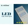 China Умный все в одном интегрированном солнечном уличном свете с батареей лития wholesale