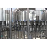 China 8.63W Aseptic Soda PET Bottle Filling Line Auto with SS304 Material on sale