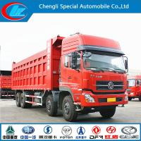 20cbm Dongfeng 8X4 Dump Truck with Large Load Volume