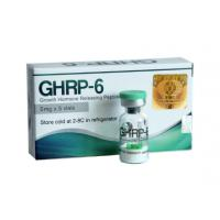 China Ghrp 6 HGH Human Growth Hormone 99% Purity Peptide Acetate For Bodybuilding wholesale
