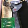 China コンベヤー ベルトのための軽量のコンベヤー ベルト接続機械単一指/倍指の穿孔器出版物 wholesale