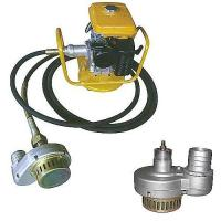 China Water pump  with robin engine wholesale