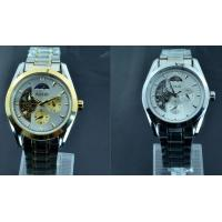 Sport Style Swiss Mechanical Watches Automaton Stainless Steel Mechanical Watch