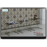 China 1521,Temperate glass table,living room furniture wholesale