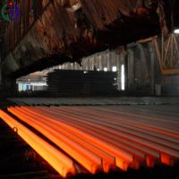 China Industrial Railway Track Material Steel , Rail Height 140mm Railway Track Metal wholesale