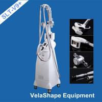 China Velasmooth Vacuum Slimming Machine / VelaShape Equipment For Cellulite Removal wholesale