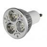 GU10 warm/cool white 240v LED High Power LED Spot Light Bulb 1W For Club LED Night Lights