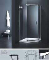 China 8MM Shower Enclosure (ND-8T01) wholesale