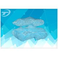 China Non woven blue pp disposable surgical shoe cover for Medical use wholesale