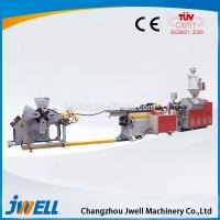 China Jwell Steel Reinforced Spiral Pipe Used Plastic Extruders for Sale wholesale
