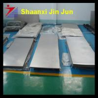 China titanium alloy plate grade 9 wholesale
