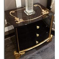 China Wood Modern Antique Wooden Night Stand TB-005 on sale