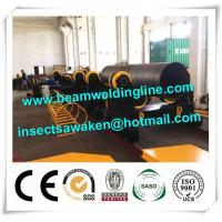 China pipe turning positioner pipe welding rotator, Pipe welding rotator turning roll wholesale