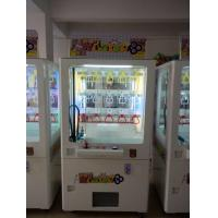 China Colorful Key Master Vending Machine Coin Pushed For Acrade Game wholesale