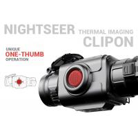 China Unique One Thumb Operation Thermal Optic Sight For Day & Night Animal Observation wholesale