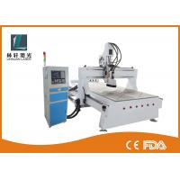 China Heavy Flatbed Mini CNC Router Machine 3D Engraving Machine For Copper / Brass on sale