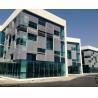 China architectural building aluminum expanded mesh decoration wholesale