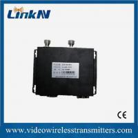 China 46 - 860MHz  Small HD COFDM Receiver With NLOS Video Transmission wholesale