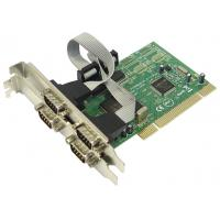 China PCI to 4-Port Serial Card, Moschip9865 Chipset, PCI Serial Parallel Card wholesale