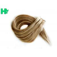 """China 14""""-28""""  Long Lasting Synthetic Hair Extensions Weft Soft Tangle Shed Free wholesale"""