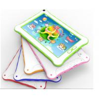 China 7' Dual - core Kids Educational Tablet with capacitive TFT screen wholesale