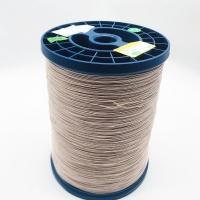 China 40awg / 105 USTC Copper Enameled Stranded Wire Self Bonding Silk Covered Litz Wire wholesale