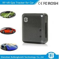 China GOOGLE maps online gps gprs car tracking system sim card gps with free softwarre V8 on sale