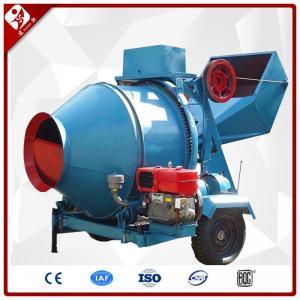 China Distinctive excellent performance diesel hydraulic concrete mixer price wholesale