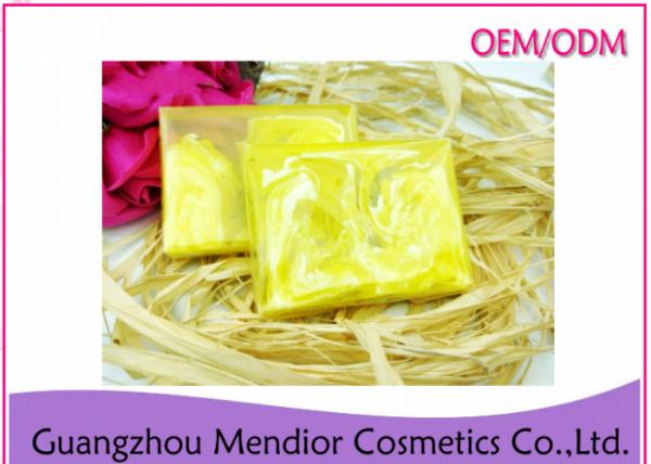 Quality Chamomile Handmade Olive Oil Soap , Anti Allergic Beauty Facial Cleansing Soap for sale