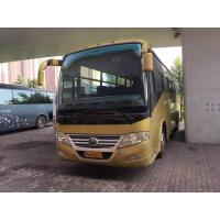 China 2012 year 51seats used front engine yutong coach bus zk6112 model wholesale