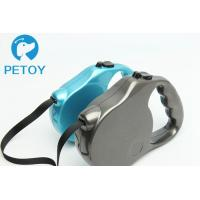 China 5m Retractable Pet Leashes Flexi Retractable Dog Leash Large For Outdoor Walking on sale