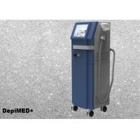 China Underarm Painless Hair Remover , High Power 808nm Diode Laser Hair Removal Machine wholesale